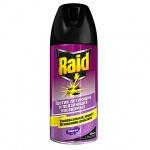Средство от насекомых Raid Мгновенное действие 0.3л, с ароматом лаванды, аэрозоль