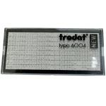 Касса латинских букв цифр и символов Trodat 228 символов, 4мм, 6004