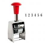 Нумератор с автоматической сменой номера Trodat 6 разрядов, 4.5мм, 5756/M