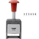 Нумератор с автоматической сменой номера Trodat 6 разрядов, 4.5мм, 5756/P