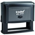 Оснастка для прямоугольной печати Trodat Printy 82х25мм, черная, 4925