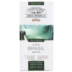 Кофе в зернах Compagnia Dell'arabica Brazil Santos 500г, пачка