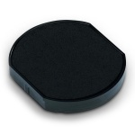 Сменная подушка круглая Trodat для Trodat 46040/46040-R/46140, черная, 6/46040