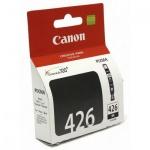 Картридж струйный Canon CLI-426BK, черный, (4556B001)