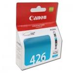 Картридж струйный Canon CLI-426C, голубой, (4557B001)