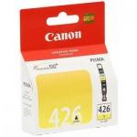 Картридж струйный Canon CLI-426Y, желтый, (4559B001)