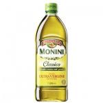 Масло оливковое Monini Extra Virgin нерафинированное, 1л