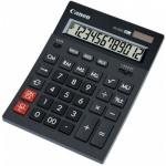 Калькулятор настольный Canon AS 2222 черный, 12 разрядов