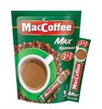 Кофе порционный Maccoffee Крепкий 20шт х 16г, растворимый, пакет