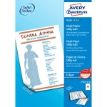 Бумага для принтера Avery Zweckform А4, 150 листов, 210x297мм, 100 г/м2, белая матовая, 2585-150