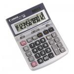 Калькулятор настольный Canon HS-1200RS серый, 12 разрядов