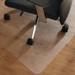 Коврик под кресло Floortex прямоугольный 1190х890мм, 1,9мм, FP128919ER, для гладкой поверхности