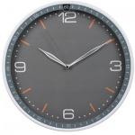 Часы круглые настенные Бюрократ R06P, d=30, 3см