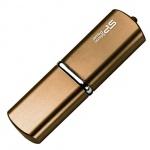Флеш-накопитель Silicon Power Luxmini 720 32Gb, 18/7 мб/с, бронзовый