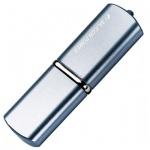 Флеш-накопитель Silicon Power Luxmini 720 32Gb, 18/7 мб/с, темно-голубой