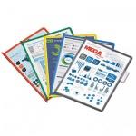 Панель для демосистем Proмega Оffice FDS001 10 панелей, А4, ассорти