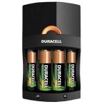Зарядное устройство для аккумуляторов Duracell CEF14 для 4 акк. АА/ААА, без аккумуляторов