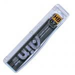Грифели для механических карандашей Pentel HB, 40шт, 0,7мм