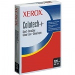 Бумага для принтера Xerox Colotech+ А4, 500 листов, 120г/м2, белизна 170%CIE