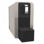 Кофемашина капсульная Cremesso Compact Automatic Titan Silver 6865, 1455 Вт, серебристая