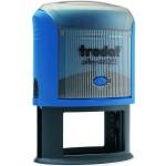 Оснастка для овальной печати Trodat Printy 55х35мм, синяя, 44045