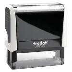 Оснастка для прямоугольной печати Trodat Printy 70х25мм, белая/черная