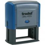 Оснастка для прямоугольной печати Trodat Printy 75х38мм, синяя, 4926