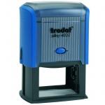 Оснастка для прямоугольной печати Trodat Printy 60х40мм, синяя, 4927