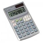 Калькулятор карманный Canon LS 12 серебристый, 12 разрядов, USB