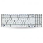 Клавиатура беспроводная Rapoo E9070, белая