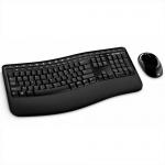 Набор клавиатура и мышь беспроводной Microsoft Wrls Comfort, BlueTrack