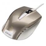 Мышь проводная оптическая USB Hama Cino дымчатая, 800dpi, H-53868