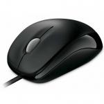 Мышь проводная оптическая USB Microsoft Microsoft Compact Optical Mouse 500, 800dpi, черная