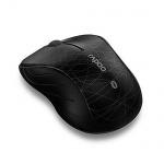 Мышь беспроводная оптическая Bluetooth Rapoo 6080, 1000dpi, черная