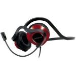 Гарнитура игровая Creative Gaming Headset HS430 Drago Junior, 20Гц-20кГц, черно-красная, 51EF0560AA002
