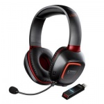 Гарнитура Creative Sound Blaster Tactic3D Wrath Wireless, черно-красный
