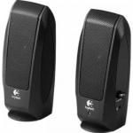 Колонки компьютерные Logitech Speaker System S120, 2х1.15Вт, черные, 2.0