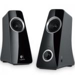 ������� ������������ Logitech Speaker System Z320, 10��, ������, 2.0