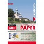 Пленка для лазерной печати Lomond прозрачная, А4, 50 листов