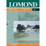 Фотобумага для струйных принтеров Lomond А4, 25 листов, 220 г/м2, матовая, 805918