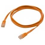Патч-корд Hold Key 8p8c (RJ45)-8p8c (RJ45) (m-m) 1.5 м, оранжевый, UTP