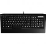 Клавиатура игровая USB Steelseries Apex Raw, черная