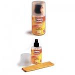 Набор для чистки пластика Buro BU-Gsurface гель 200мл+салфетка, 817422