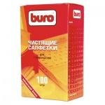 Запасной блок салфеток для мониторов Buro BU-Zscreen 100шт/уп, 817446