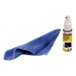 Набор для чистки оргтехники Hama спрей 45мл и салфетка из микрофибры, H-83746