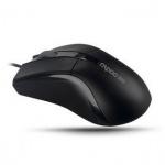 Мышь проводная оптическая USB Rapoo N1162, 1000dpi, черная