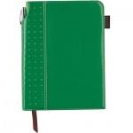 Записная книжка Cross Journal Signature зеленая, А5, 125 листов, 14.8х21см, в линейку, AC236-4M
