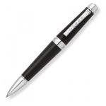 Ручка-роллер Cross C-Series Performance Smooth Touch Black, М, черная, корпус латунь и хром, AT0395-1ST
