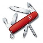 Нож перочинный 84мм Victorinox Tinker Small 0.4603, 12 функций, 2 уровня, красный