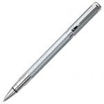 Ручка-роллер Waterman Perspective, F, черная, черный с золотом корпус